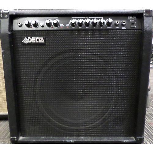 Delta DB60 Bass Combo Amp