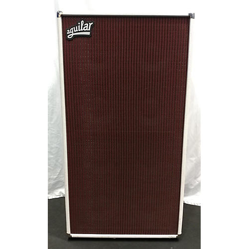 Used aguilar db810 8x10 bass cabinet guitar center for 8x10 kitchen cabinets