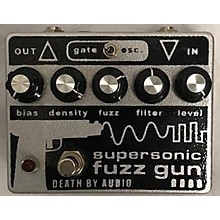 Death By Audio DBA06 Supersonic Fuzz Gun Effect Pedal