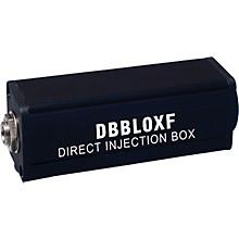 Rapco Horizon DBBLOXF Lo to Hi Z Transformer Direct Box