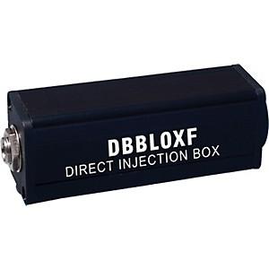 Rapco Horizon DBBLOXF Lo to Hi Z Transformer Direct Box by Rapco Horizon