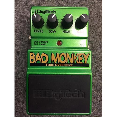 Digitech DBM Bad Monkey Overdrive Double Bass Drum Pedal-thumbnail