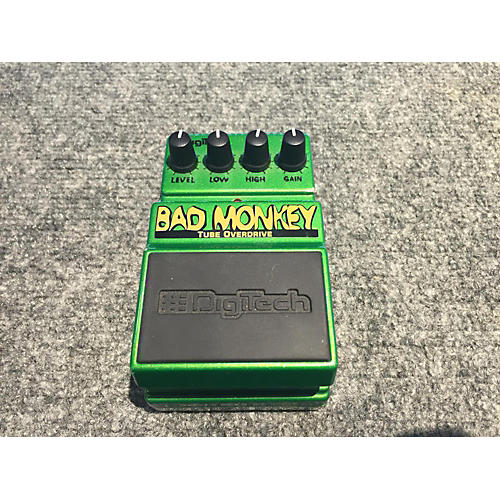 Digitech DBM Bad Monkey Overdrive Effect Pedal-thumbnail