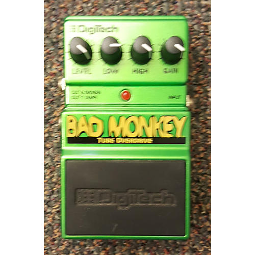 Digitech DBM Bad Monkey Overdrive Effect Pedal