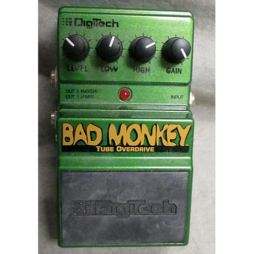 Digitech DBM Bad Monkey Overdrive Effect Pedal-thumbnail