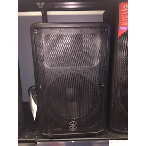 Used yamaha dbr12 powered speaker guitar center for Yamaha speakers price