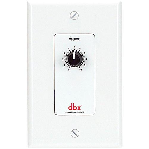 dbx DBXZC1V Wall Mount Zone Control-thumbnail