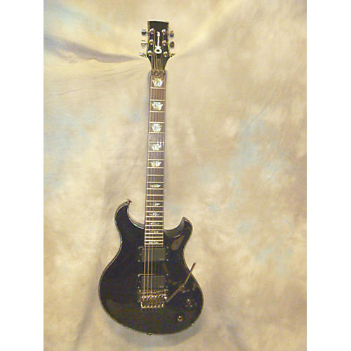 Charvel DC-1 FR Solid Body Electric Guitar Black