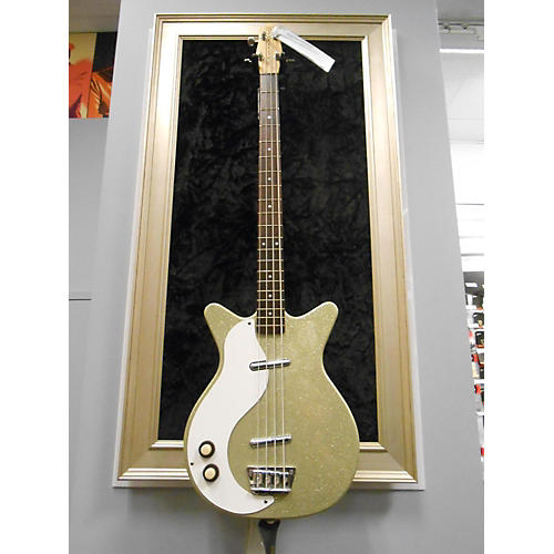 Danelectro DC-2 Left Handed Electric Bass Guitar