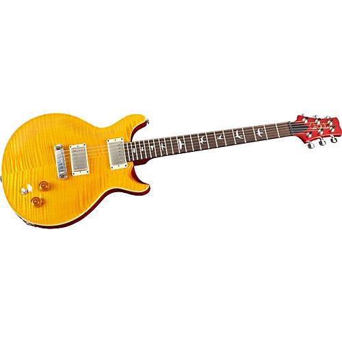 PRS DC 22 10-Top with Bird Inlays Electric Guitar Vintage Yellow