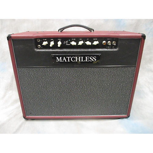 Matchless DC 30 Reverb Tube Guitar Combo Amp