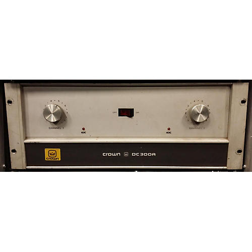 Crown DC-300A Power Amp