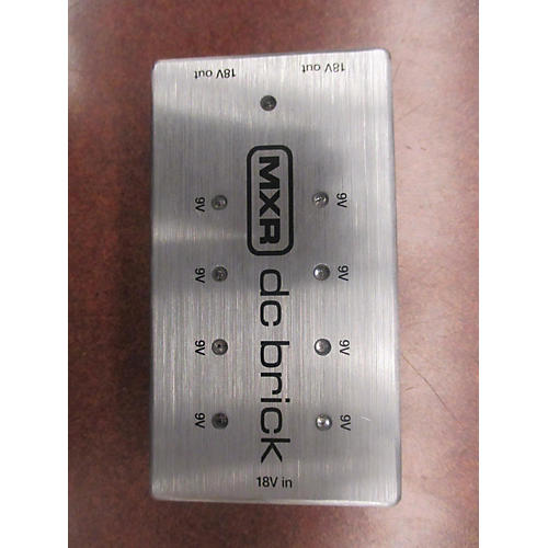 MXR DC BRICK Effect Pedal Package