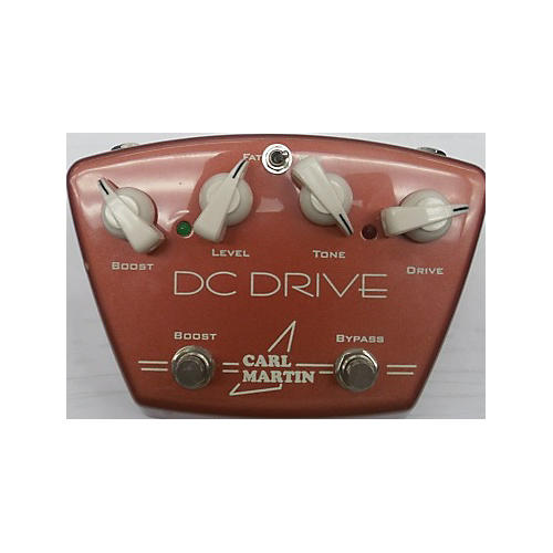 Carl Martin DC DRIVE Effect Pedal