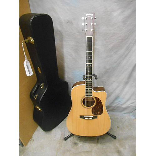 Martin DC16RGTEAURA Acoustic Electric Guitar-thumbnail