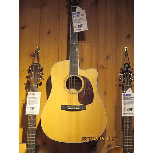 Martin DC16RGTEAURA Acoustic Guitar-thumbnail