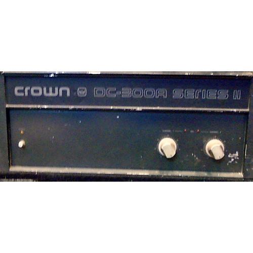 Crown DC300A II Power Amp