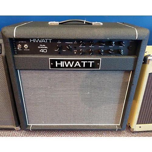 Hiwatt DC40 Bulldog Tube Guitar Combo Amp