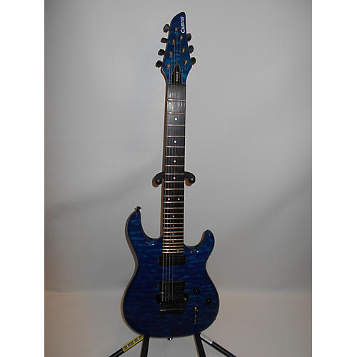 used carvin dc727 solid body electric guitar guitar center. Black Bedroom Furniture Sets. Home Design Ideas