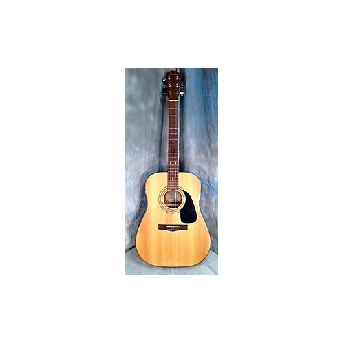 Fender DC8s NAT Acoustic Guitar