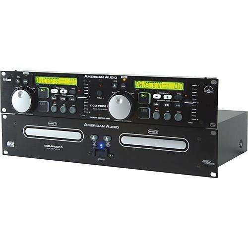 American Audio DCD-Pro210 Dual CD Player