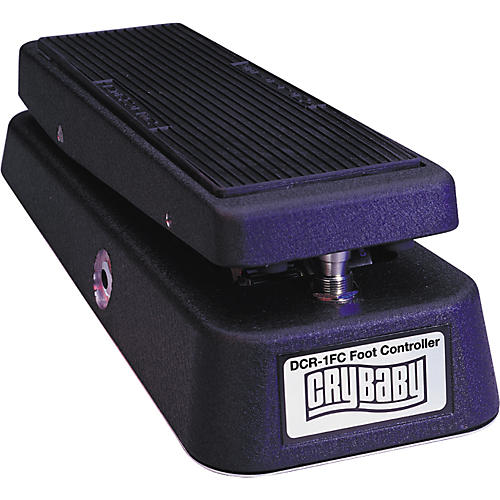 Dunlop DCR-1FC Cry Baby Foot Controller