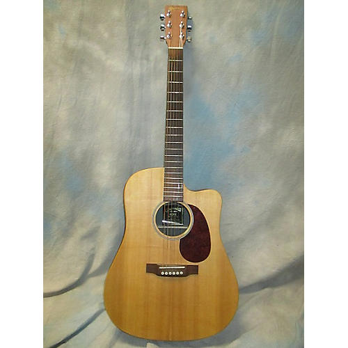 Martin DCX1E Acoustic Electric Guitar-thumbnail