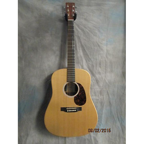 Martin DCX1E Natural Acoustic Electric Guitar