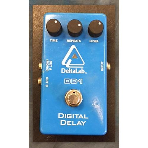 Deltalab DD-1 Effect Pedal