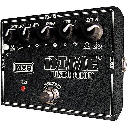 MXR DD-11 Dime Distortion Pedal-thumbnail