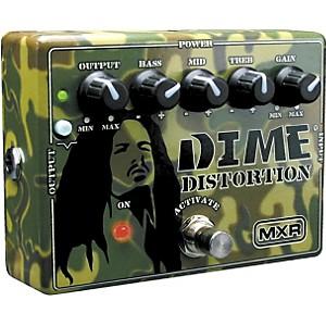MXR DD-11 Tribute Dime Distortion by MXR