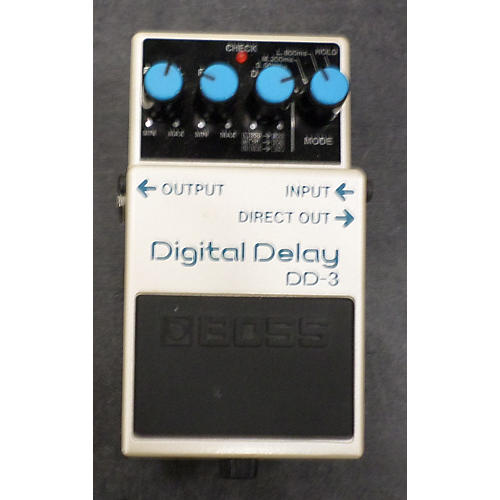 Boss DD-3 Effect Pedal