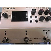 Boss DD-500 Effect Pedal