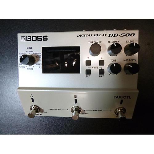 Boss DD-500 Effect Pedal