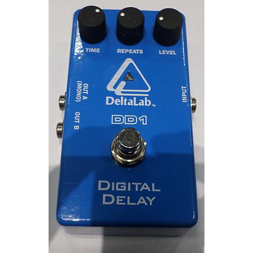 DeltaLab DD1 Digital Delay Effect Pedal-thumbnail