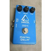 Deltalab DD1 Digital Delay Effect Pedal
