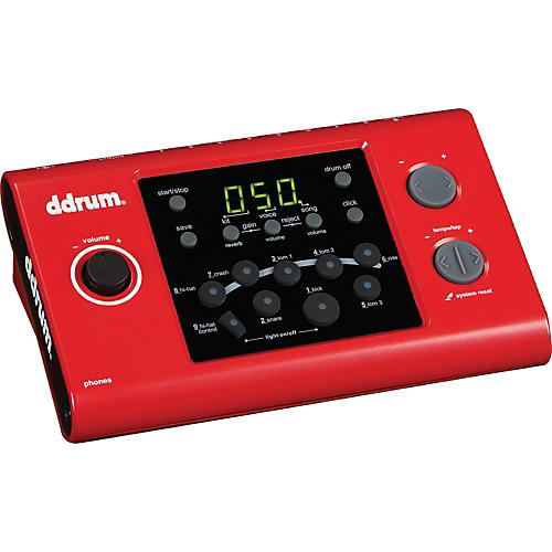Ddrum DD1 Electronic Drum Module-thumbnail