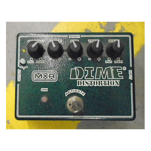 MXR DD11 Dime Distortion Effect Pedal-thumbnail