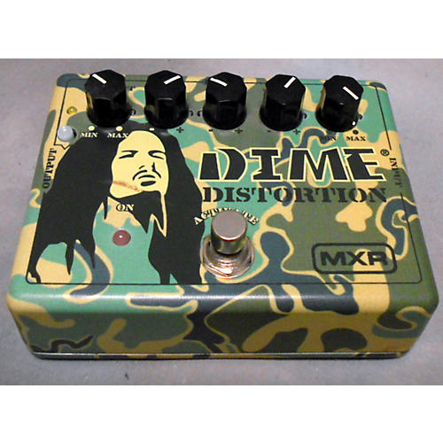 MXR DD11 Dime Distortion Effect Pedal-thumbnail