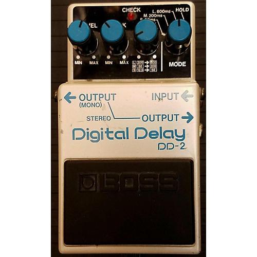 Boss DD2 Digital Delay Effect Pedal