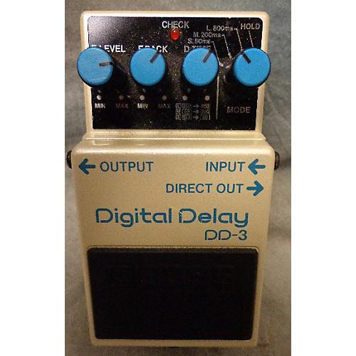 Boss DD3 Digital Delay Effect Pedal-thumbnail