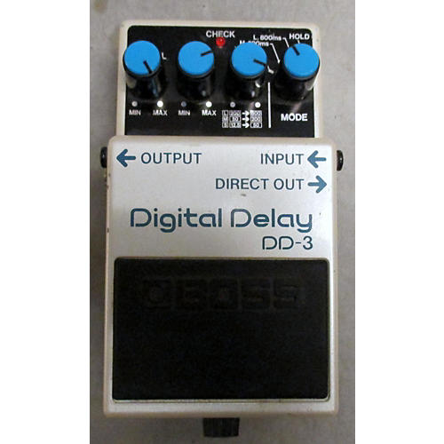 Boss DD3 Digital Delay Effect Pedal-thumbnail