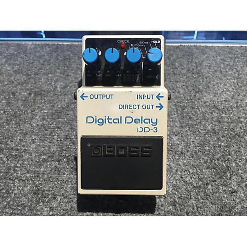 Boss DD3 Digital Delay Effect Pedal