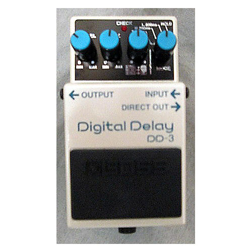 Boss DD3 Digital Delay Effect Pedal