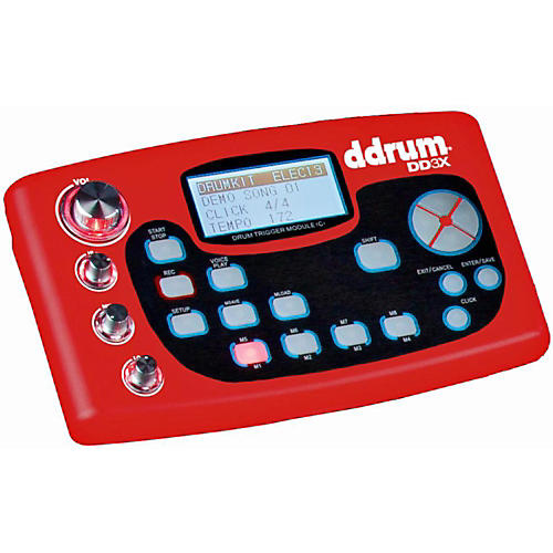 ddrum DD3XM Drum Module