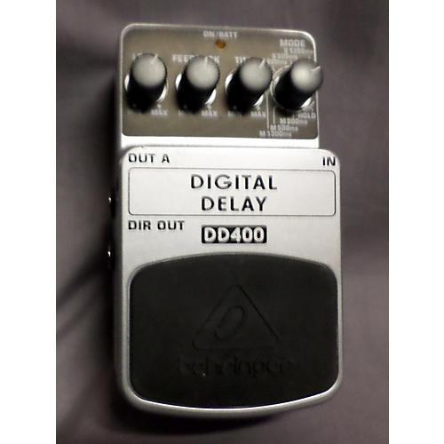 Behringer DD400 Digital Delay Effect Pedal