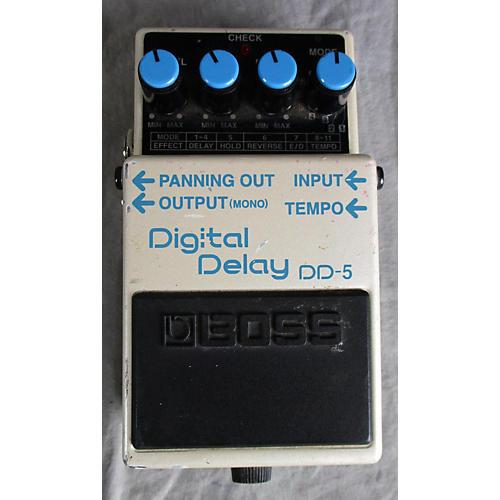 Boss DD5 Delay Effect Pedal