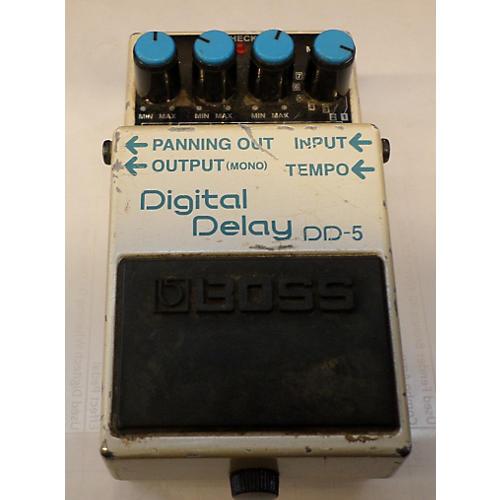 Boss DD5 Digital Delay Effect Pedal-thumbnail