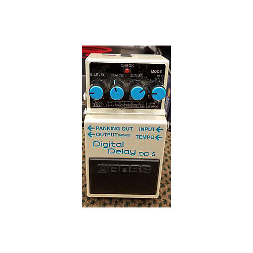 Boss DD5 Digital Delay Effect Pedal-thumbnail