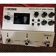 Boss DD500 Effect Pedal